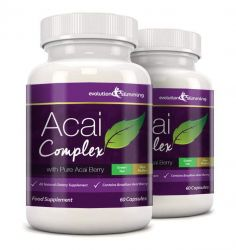 Acai Berry Complex 455mg - 120 Capsules (2 Month Supply)