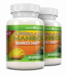 Pure African Mango Advanced 2400mg - 120 Capsules