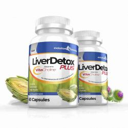 LiverDetox Plus with VitaCholine™ for Liver Health - 2 Month Supply (120 Capsules)