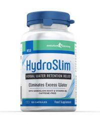 HydroSlim® Herbal Water Retention Relief Capsules - 120 Capsules